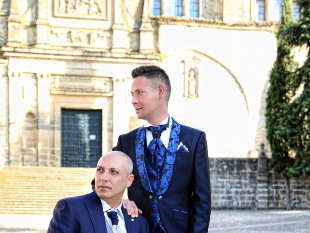 La boda de Miguel y Juande en Bailen, Jaén 14