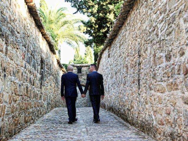 La boda de Miguel y Juande en Bailen, Jaén 21