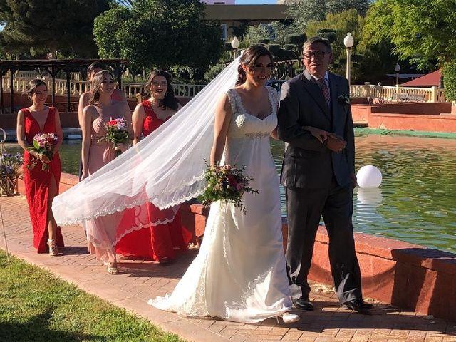 La boda de Alejandro Martínez y Laura Martínez en Elx/elche, Alicante 1
