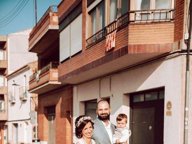 La boda de Ricard y Maria en Ullastrell, Barcelona 3