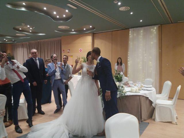 La boda de María  y Vali