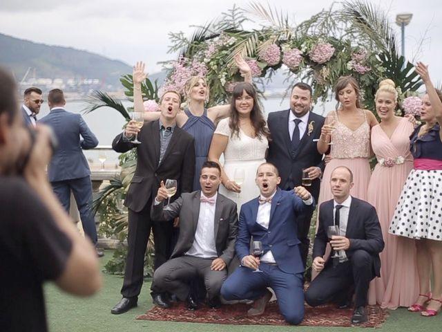 La boda de Quino y Raquel en Getxo, Vizcaya 2