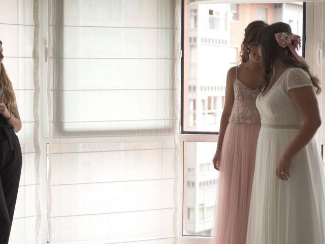 La boda de Quino y Raquel en Getxo, Vizcaya 18