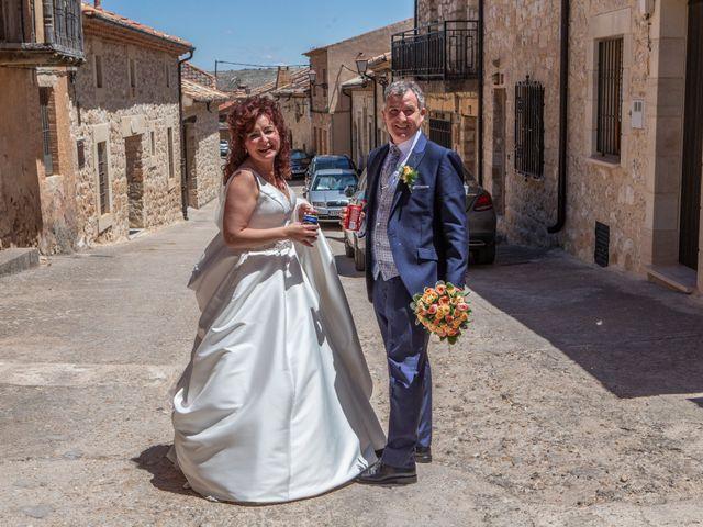 La boda de Sergio y Ainhoa en Ayllon, Segovia 4