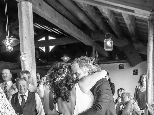 La boda de Sergio y Ainhoa en Ayllon, Segovia 5