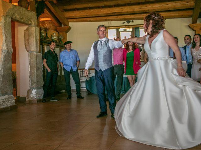La boda de Sergio y Ainhoa en Ayllon, Segovia 7
