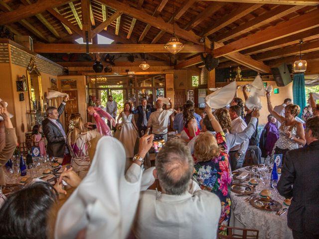 La boda de Sergio y Ainhoa en Ayllon, Segovia 12