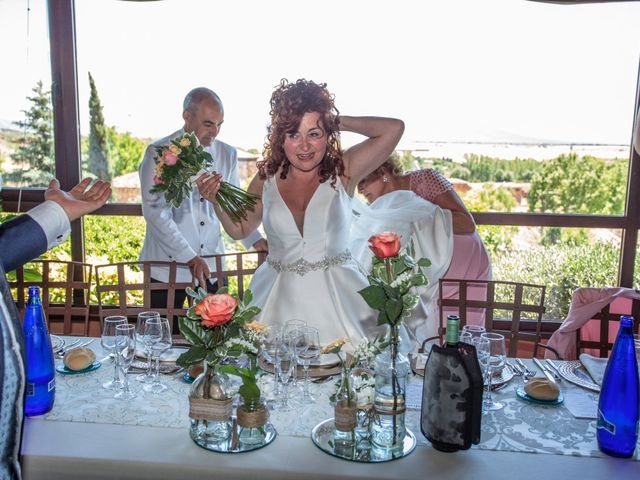 La boda de Sergio y Ainhoa en Ayllon, Segovia 13