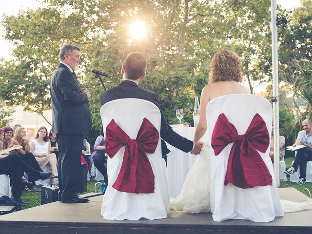 La boda de Jesús y Jeru en S'agaro, Girona 11