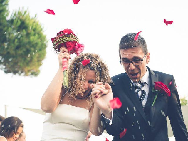 La boda de Jesús y Jeru en S'agaro, Girona 12