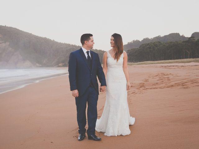 La boda de Daniel y Lucía en Villaviciosa, Asturias 58