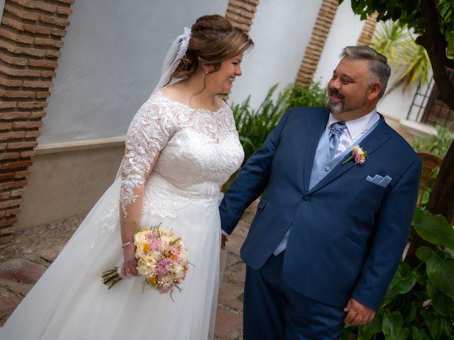 La boda de Francisco y Esther en Almodovar Del Rio, Córdoba 2