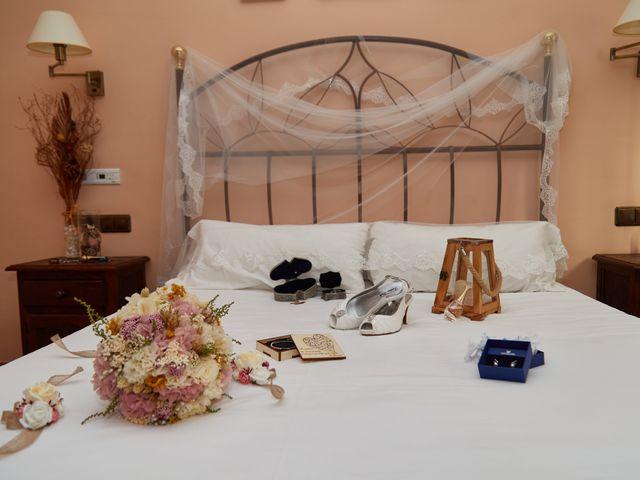 La boda de Francisco y Esther en Almodovar Del Rio, Córdoba 5