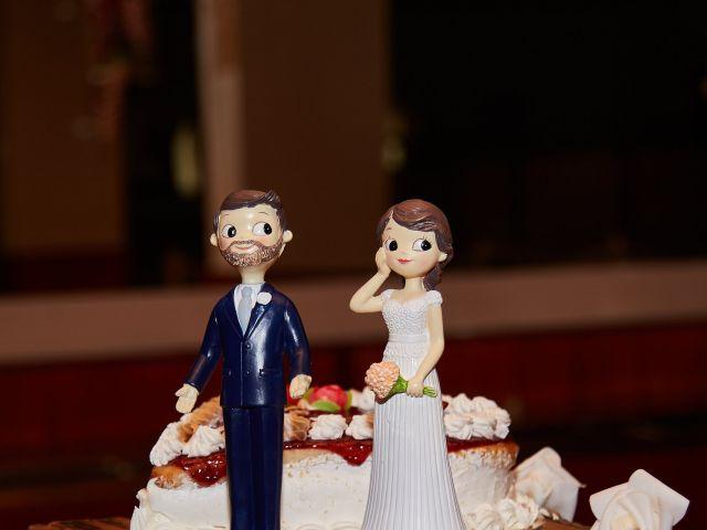 La boda de Francisco y Esther en Almodovar Del Rio, Córdoba 6
