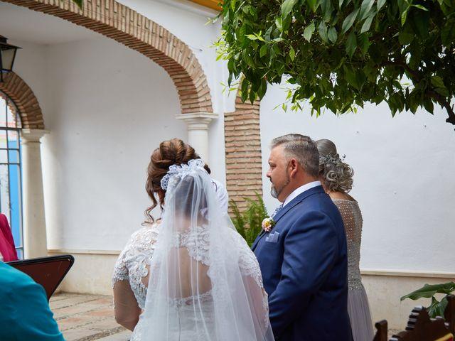 La boda de Francisco y Esther en Almodovar Del Rio, Córdoba 7