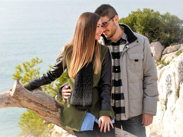 La boda de Miquel y Marta en Cambrils, Tarragona 2