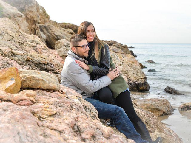 La boda de Miquel y Marta en Cambrils, Tarragona 3