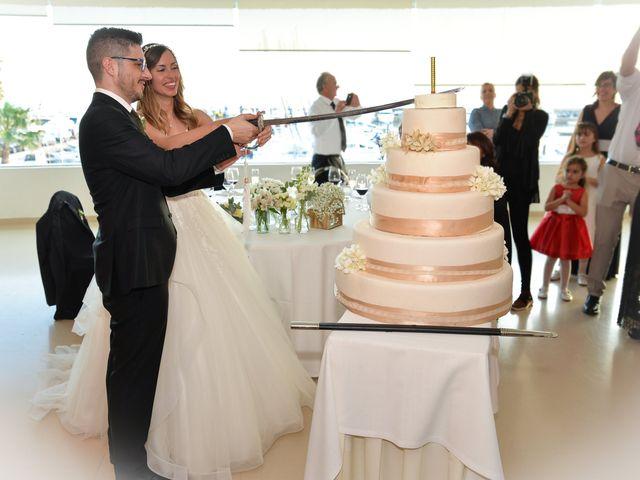 La boda de Miquel y Marta en Cambrils, Tarragona 15