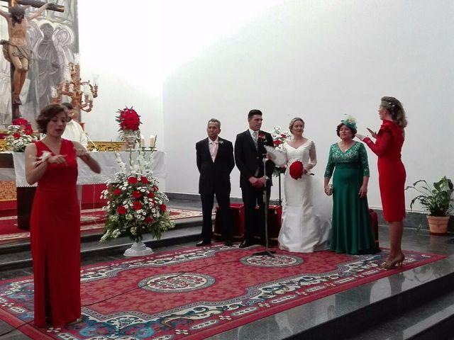 La boda de Borja y Victoria en La Barca De La Florida, Cádiz 1