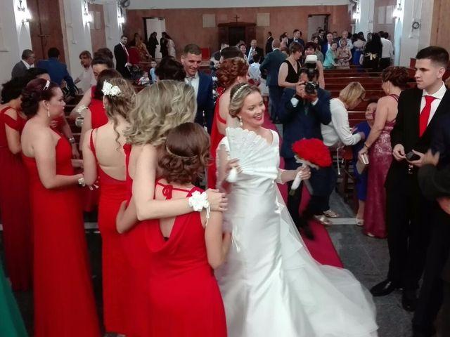 La boda de Borja y Victoria en La Barca De La Florida, Cádiz 2