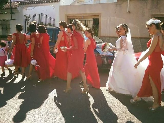 La boda de Borja y Victoria en La Barca De La Florida, Cádiz 3
