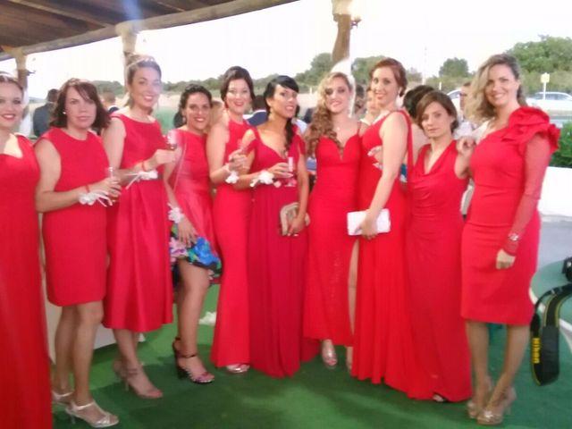 La boda de Borja y Victoria en La Barca De La Florida, Cádiz 5