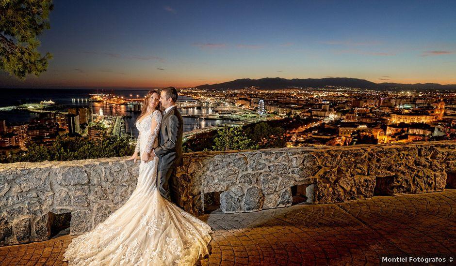 La boda de Jose Manuel y Rocío en Alhaurin El Grande, Málaga