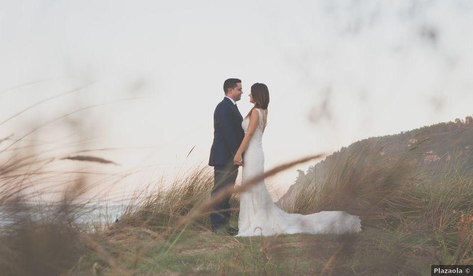 La boda de Daniel y Lucía en Villaviciosa, Asturias