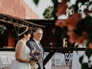 La boda de Irene y Kike 2