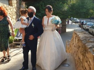 La boda de Alba y Fran 1