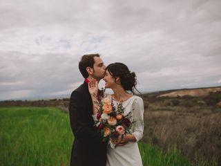 La boda de Raquel y Philippe