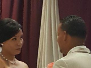 La boda de Jennifer y Henry  1