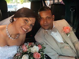 La boda de Jennifer y Henry