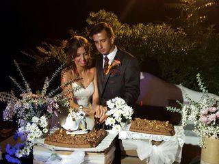 La boda de Lydia y Cristian