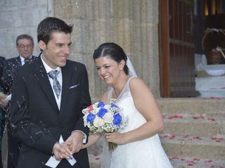 La boda de Adela M. y José Manuel