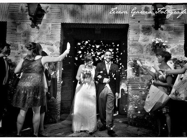 La boda de Ismael y Elena en Colmenar Viejo, Madrid 2