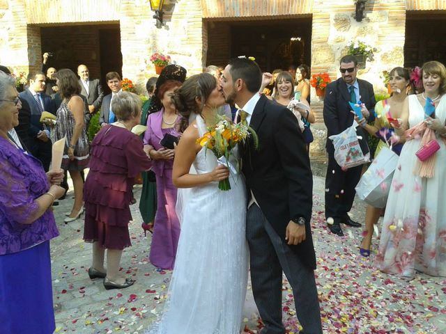 La boda de Ismael y Elena en Colmenar Viejo, Madrid 6