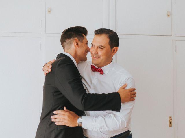 La boda de Jose Antonio y Rocio en Lora Del Rio, Sevilla 6