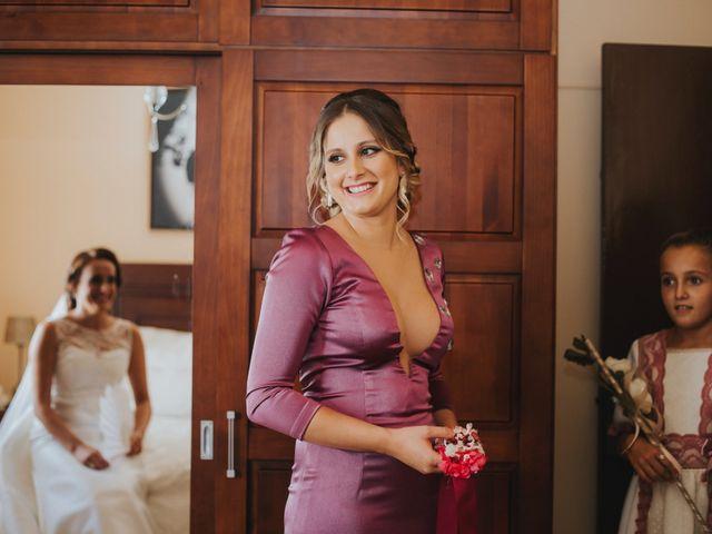 La boda de Jose Antonio y Rocio en Lora Del Rio, Sevilla 20