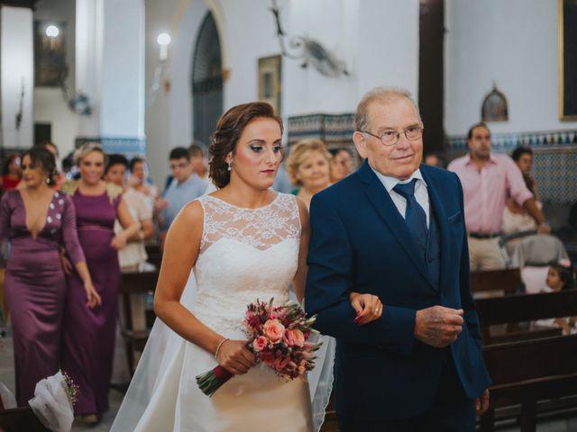 La boda de Jose Antonio y Rocio en Lora Del Rio, Sevilla 25