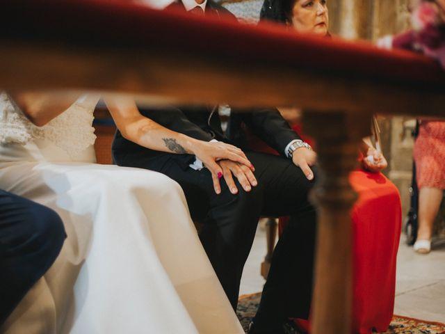 La boda de Jose Antonio y Rocio en Lora Del Rio, Sevilla 28