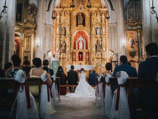 La boda de Jose Antonio y Rocio en Lora Del Rio, Sevilla 30