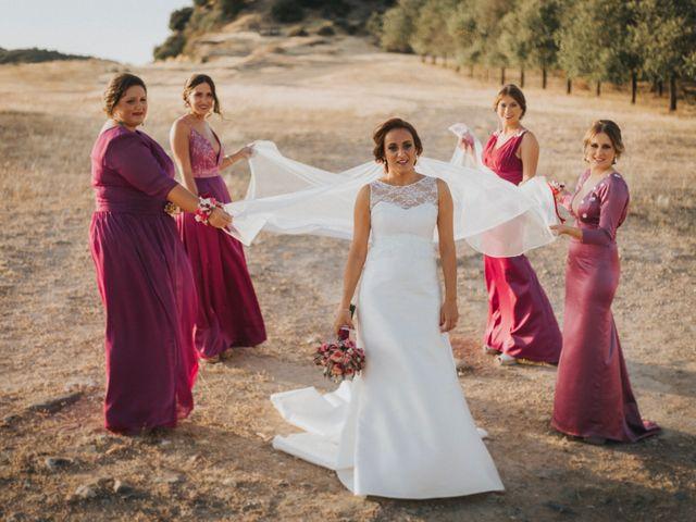 La boda de Jose Antonio y Rocio en Lora Del Rio, Sevilla 38