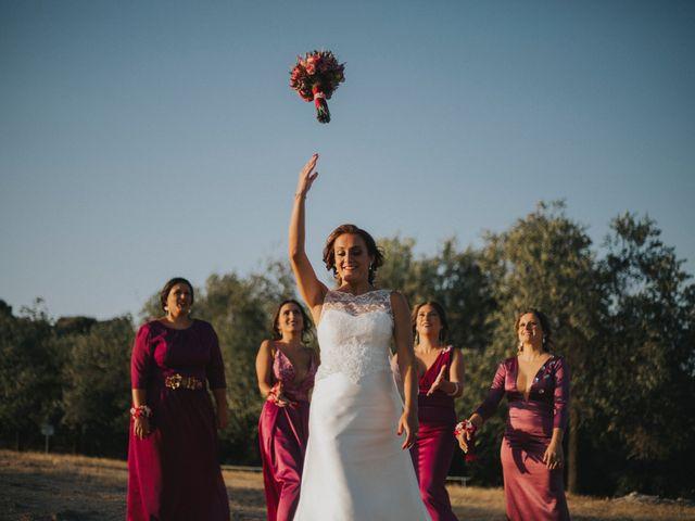 La boda de Jose Antonio y Rocio en Lora Del Rio, Sevilla 39