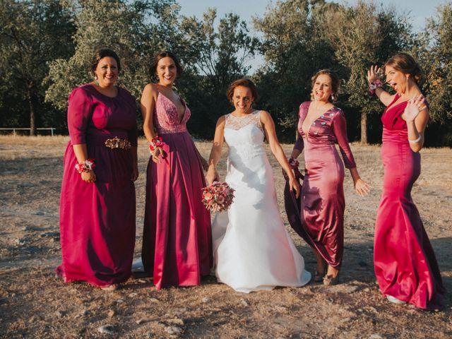 La boda de Jose Antonio y Rocio en Lora Del Rio, Sevilla 41
