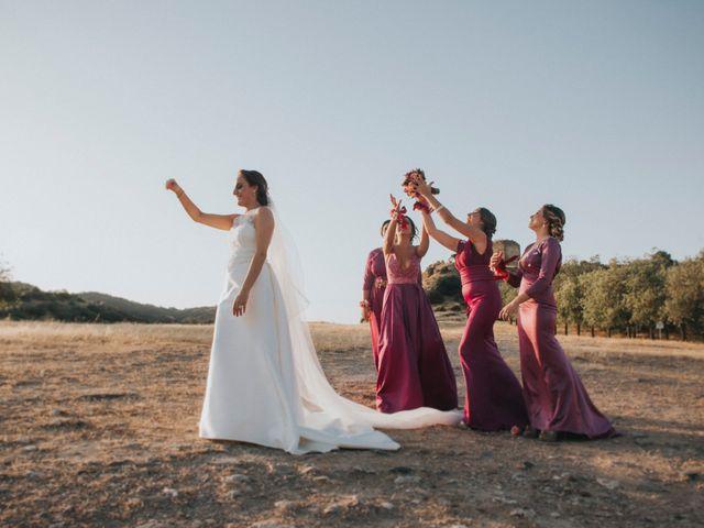La boda de Jose Antonio y Rocio en Lora Del Rio, Sevilla 43