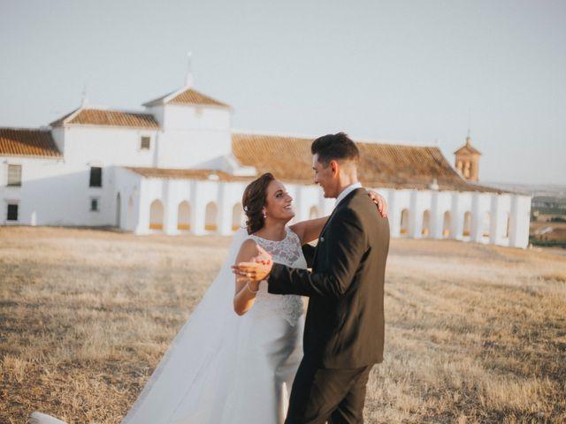 La boda de Rocio y Jose Antonio