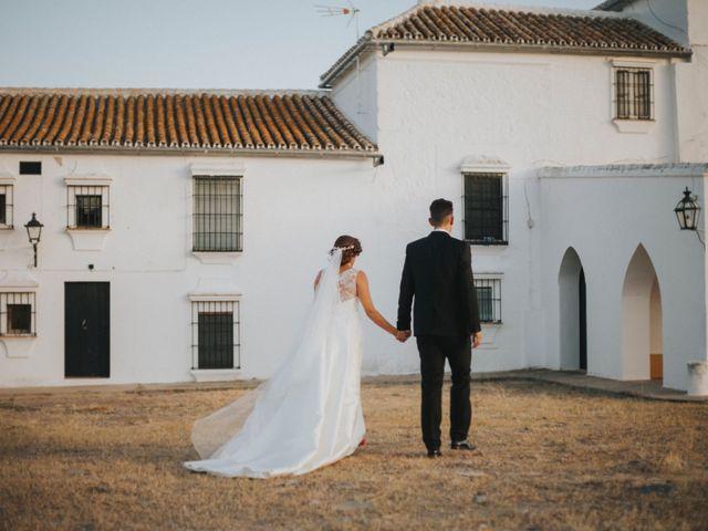 La boda de Jose Antonio y Rocio en Lora Del Rio, Sevilla 45