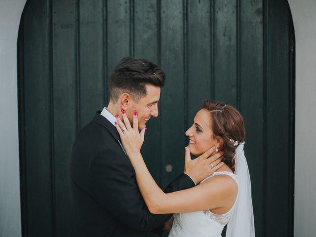 La boda de Jose Antonio y Rocio en Lora Del Rio, Sevilla 53