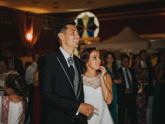 La boda de Jose Antonio y Rocio en Lora Del Rio, Sevilla 64